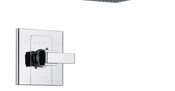 delta arzo 1 handle 1 spray tub and shower faucet trim kit. Black Bedroom Furniture Sets. Home Design Ideas