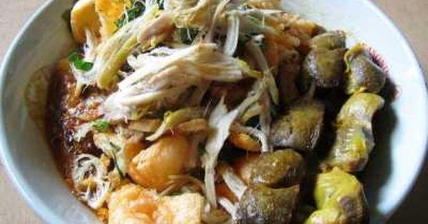 Resep Bubur Ayam Kuah Kuning Asli Jakarta Paling Enak Bumbu Balado Resep Resep Makanan Resep Masakan
