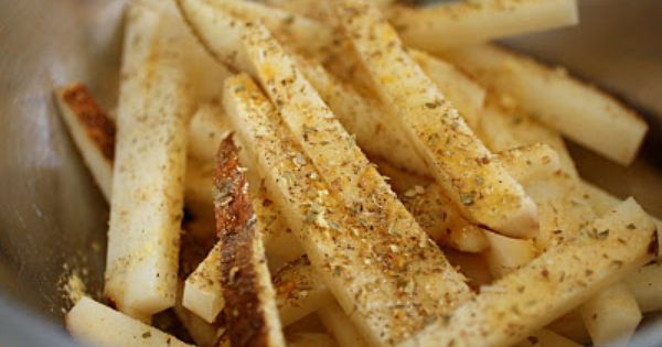 how to make in and out fries