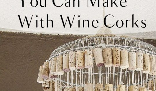 30 ridiculously clever things you can make with wine corks for Things to do with wine corks