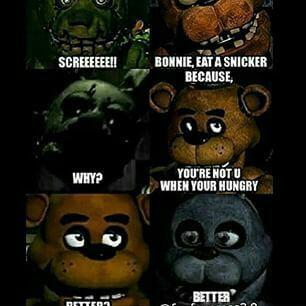 Scary Five Nights At Freddy's Memes Fnaf Memes Funny Image Memes At Relatably Com Fnaf Funny Fnaf Memes Fnaf fnaf memes funny image memes at