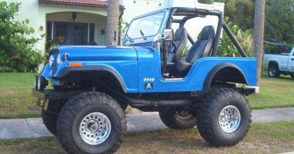 Images Cj5 1977 Jeep Cj 5 Big Blue Project Vehiculos Jeep Coches
