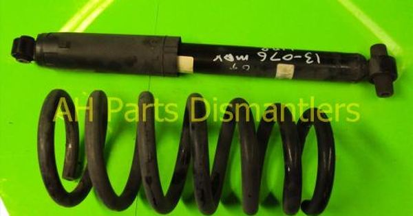 2007 Acura Mdx Shock Absorber Rear Driver Strut W Spring 52610 Stx A04 Acura Mdx Acura The Struts
