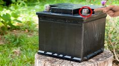 Simple Trick To Bring Any Dead Battery Back To Life Again Home Power Solutions Repair Dead Car Battery Battery