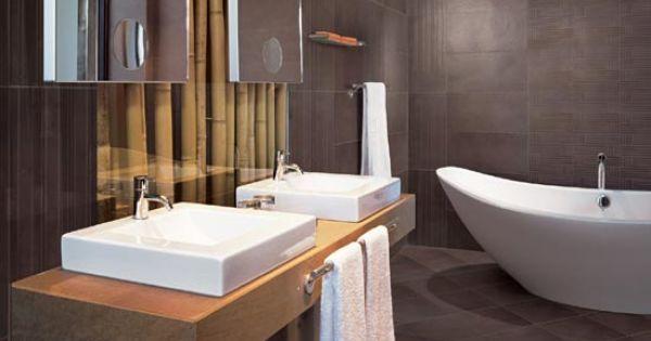Petite salle de bain contemporaine petite salle de bain for Petite salle de bain contemporaine