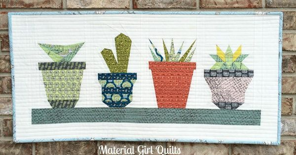 This Pattern Includes Paper Piecing Templates For 4