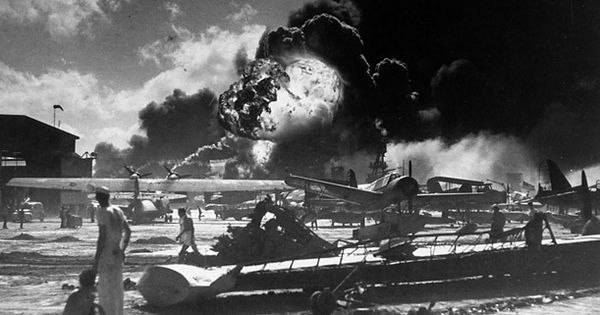 remembering pearl harbor essay Remembering pearl harbor why is it so important to remember the events of pearl harbor without the attack on december 7, 1941, there's no telling where the course of world war ii might have led.