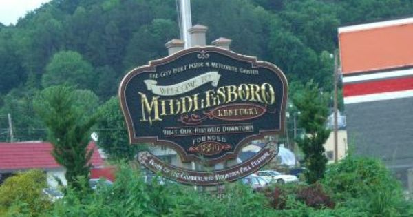 Middlesboro Ky Is The Only City In The United States Built Within A Meteor Crater Middlesboro Kentucky Pride My Old Kentucky Home