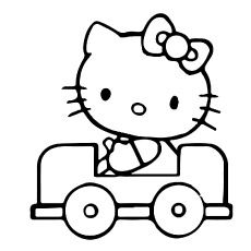 Click Share This Story On Facebook Hello Kitty Coloring Hello Kitty Colouring Pages Kitty Coloring