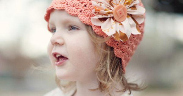 Little Sister Free Crochet Hat Pattern in 3 Sizes