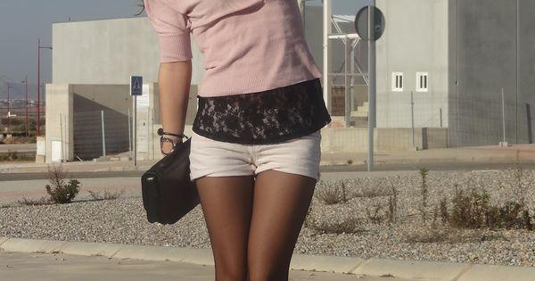 redbones that look so cute in tights