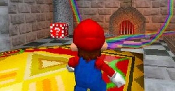 Super Mario 64 Ds 100 Walkthrough Part 17 Rainbow Ride Super Mario Mario Super