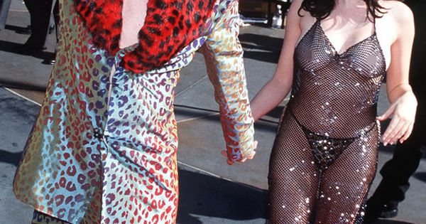 Rose Mcgowan 1998 From Mtv Vmas The Most Controversial