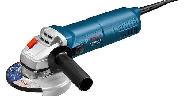 Meuleuse Bosch Gws 9 125 Professional 900 W D Disque Mm 115 80 026 94 Home Appliances Can Opener Vacuums