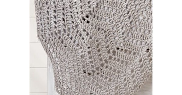 Ripples In The Sand Crochet Afghan Croceht Free