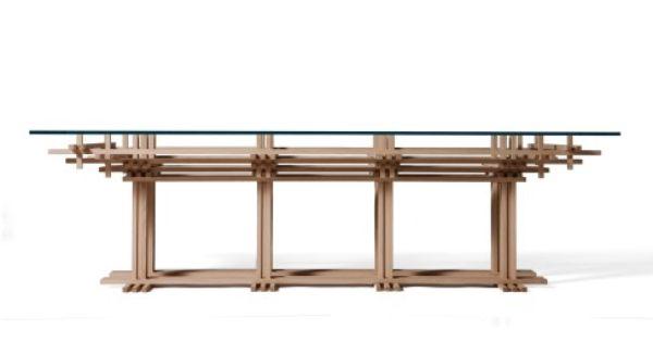 Yagura Von Emmemobili Ess Kuchentische Design Bei Stylepark Esstisch Esstisch Stuhle Industriedesign Mobel