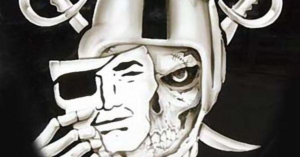 raiders skull logo - Google Search | Art | Pinterest ...  Cool Raiders Logo