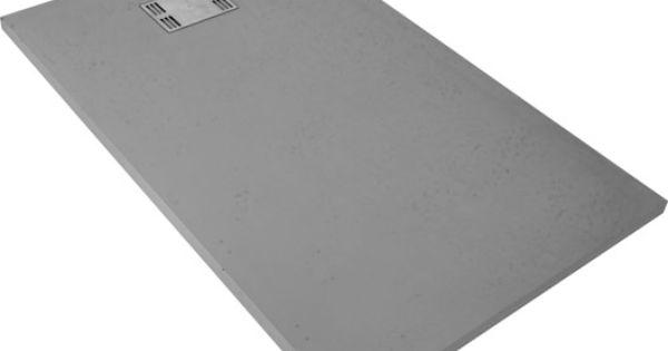 receveur de douche slate gris rectangulaire 140 x 90 cm douche pinterest slate and ps. Black Bedroom Furniture Sets. Home Design Ideas