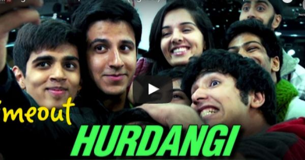 Download Free Hurdangi Mp3 Song Lyrics From Time Out Poster Video Mp3 Song Audio Songs Songs