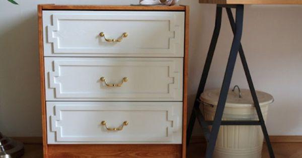 Imprimiendo elegancia a la c moda rast tuneando muebles for Muebles tifon sueca