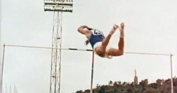 1960 Don Bragg 4 70 Pole Vault Rome Olympics Pole Vault Pole Vaulting