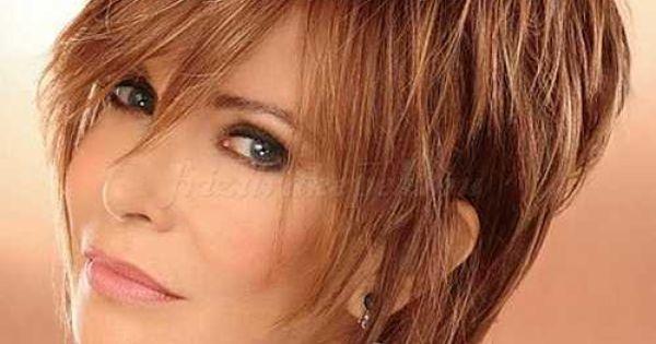 Short Shaggy Haircuts For Women Over 60 Https://www