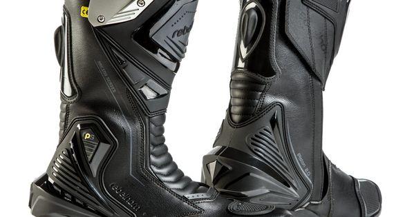 Buty Rebelhorn Piston Ii Ce Black Boots Motorcycle Boots Black Boots