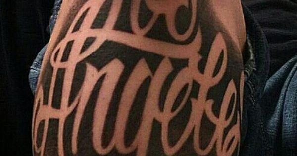 Chicano lettering lettering pinterest chicano for Cherry bomb tattoo parlor perth