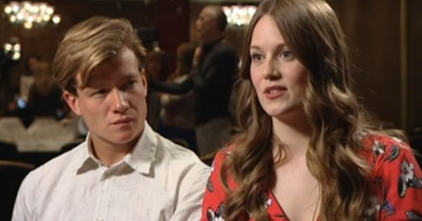 Ed Speleers & Cara Theobold Talk Jimmy & Ivy, Plus Check ...