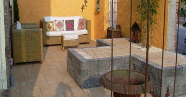 mediterrane tuin garden inspiration pinterest tuin. Black Bedroom Furniture Sets. Home Design Ideas