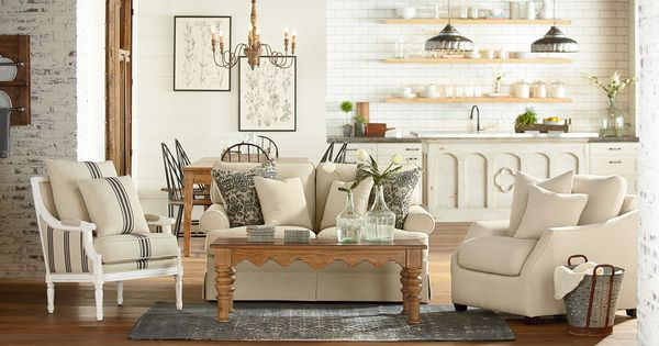 Magnolia Home By Joanna Gaines At Levin Furniture, Spring/Summer 2016