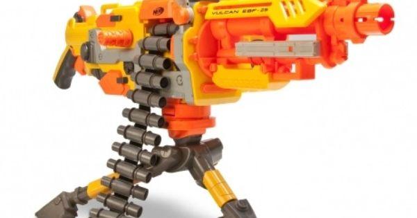 Nerf Machine Gun 4nd Th3 G33k Sh4ll 1nh3r1t Th3 34rth