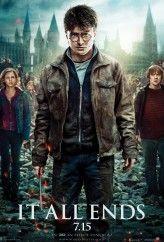 Harry Potter Ve Olum Yadigarlari Bolum 2 Izle Deathly Hallows Harry Potter Film