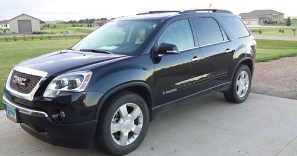 2008 Gmc Acadia Price Reduced Again Last Time Reduction