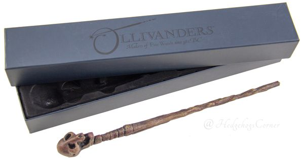 Wow diagonalley check this out interactive camera for Ollivanders elder wand