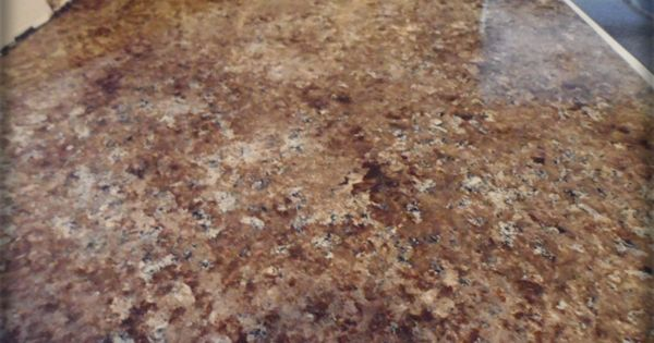 To Paint Your Countertops To Look Like Granite 2!, Paint countertops ...