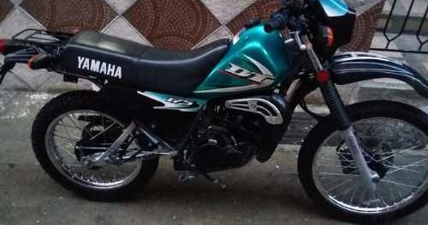 Yamaha Dt 175 Motos Dt Dt Yamaha Motocicletas