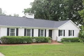 Image Result For Ranch Slate Gray Roof White House Black Shutters