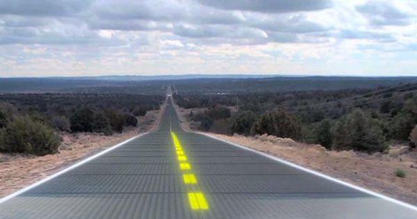 Solar powered roadways michael loanjoe s thrive pinterest solar