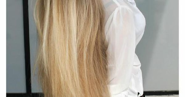 i want long hair!! - To get long, thick, super soft hair: