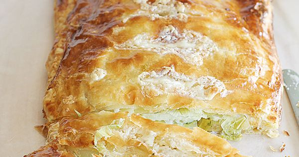 Potato pie, Savoury pies and Potatoes on Pinterest