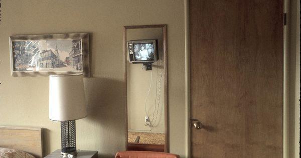 1970 Motel Interior Motel Home