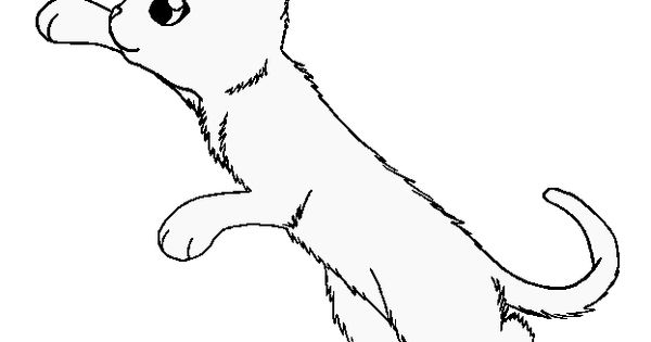 warrior cats coloring pages starclan - photo#9