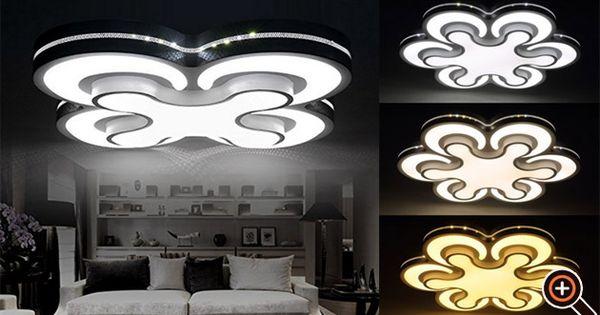 Deckenleuchten LED - moderne Wohnzimmer, Schlafzimmer, Küche, Flur ...