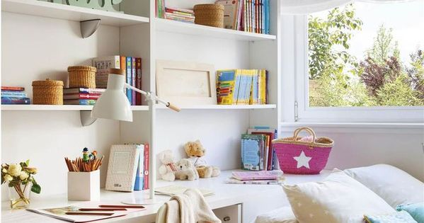 Cabecero librer a ikea hacks pinterest cabecero - Libreria infantil ikea ...