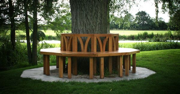 Tree bench idea?