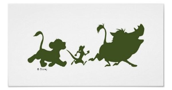 Pin By Marlys Seek On Disney Disney Tattoos Disney Silhouette Lion King Pictures