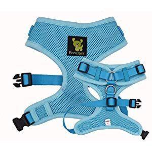 Ecobark Custom Fit Dog Harness Eco Friendly Easy Adjustable Non