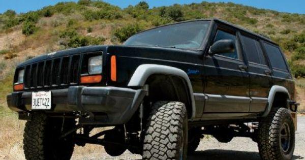 Off Road Cherokee Xj Suspension Suspension Systems System Monster Trucks