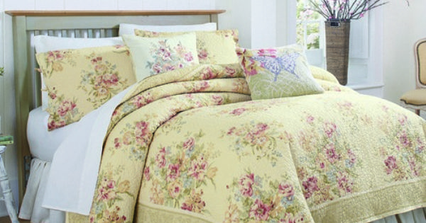 Mary Janes Home Vintage Lace Bedding Linen 2